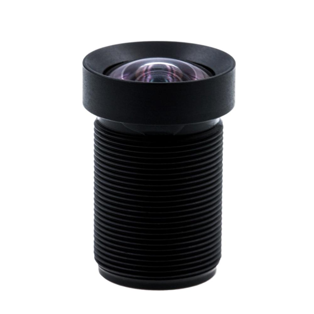 1/2 3 pulgadas resolución 4 K 4,35mm no lente distorsión 10MP F/2,8 70 grados para GoPro héroe de 4/3 + Xiaomi Yi 4 K/4 k + DJI Phantom 4/3