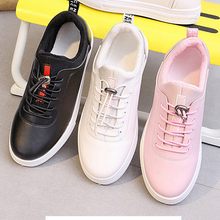 black shoes elastische veters schoenen men shoes leather red white shoes winter shoe girls and boys ultra Couple superstar #37