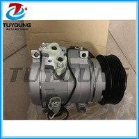 10S17C 447220-5270 447220-5261 88310-0K270 compressor ac para Toyota Hilux/Land Cruiser/Hiace