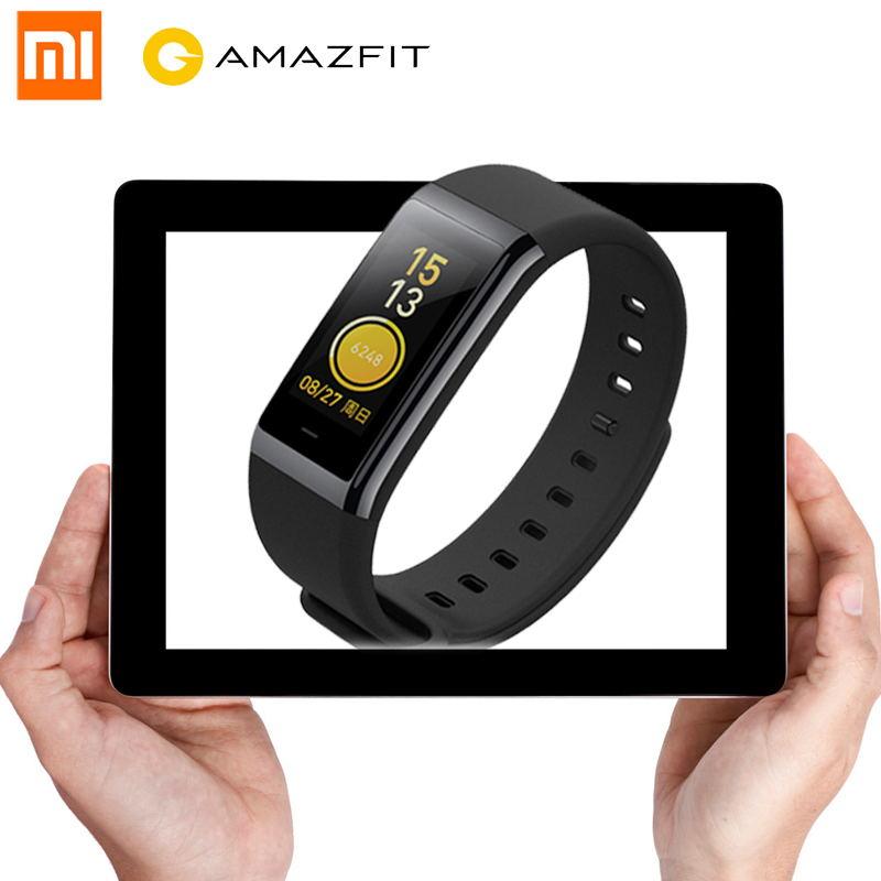 Brand New Xiaomi Huami Amazfit Cor Midong Smart Band Smart Wristband Heart Rate Smartband fitness tracker Smart Bracele #c0 huami amazfit heart rate smartband