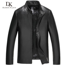 Dusen Klein Mens sheepskin coats Business style Designer Autumn Spring Clothing