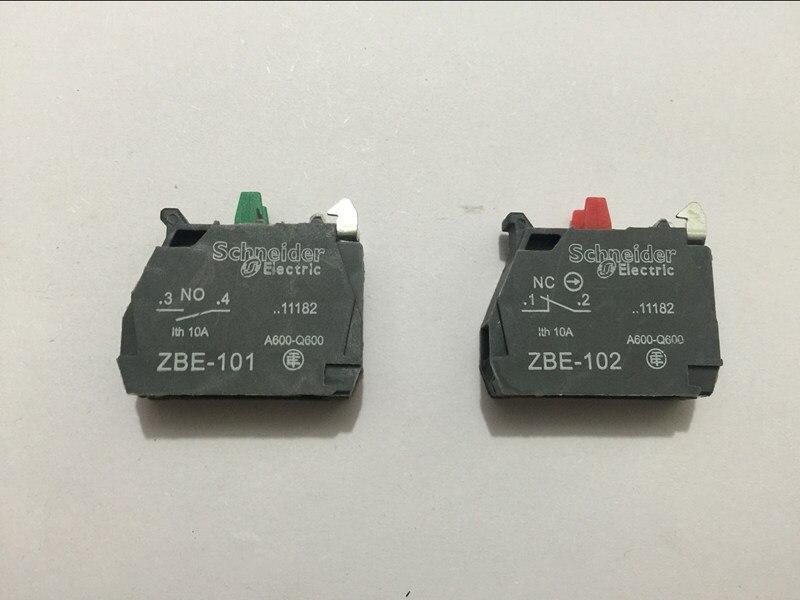 Telemecanique Kontaktblock ZBE-102