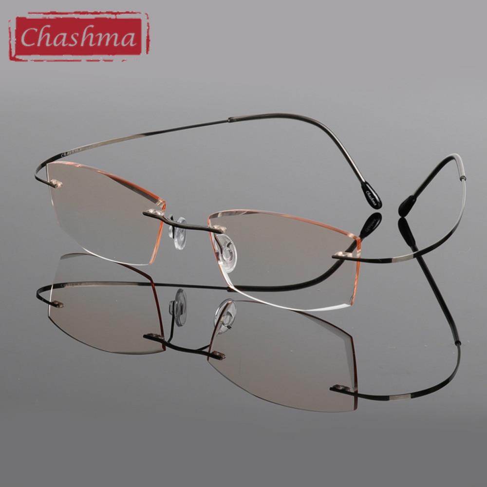 Chashma бренді B Titanium Ultra Light Tint Glass Ерлерге - Киімге арналған аксессуарлар - фото 4