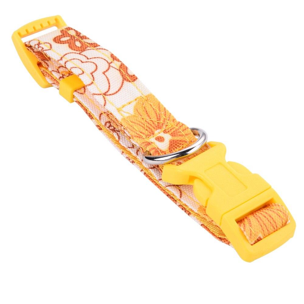 Nylon Pet Traction Rope Set Dog Lead Leash S/L 1pcs