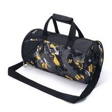 2016 mode Faltbare tragbare schultertasche wasserdichte reisetasche leichte Reisetasche gepäck große kapazität bag männer und frauen