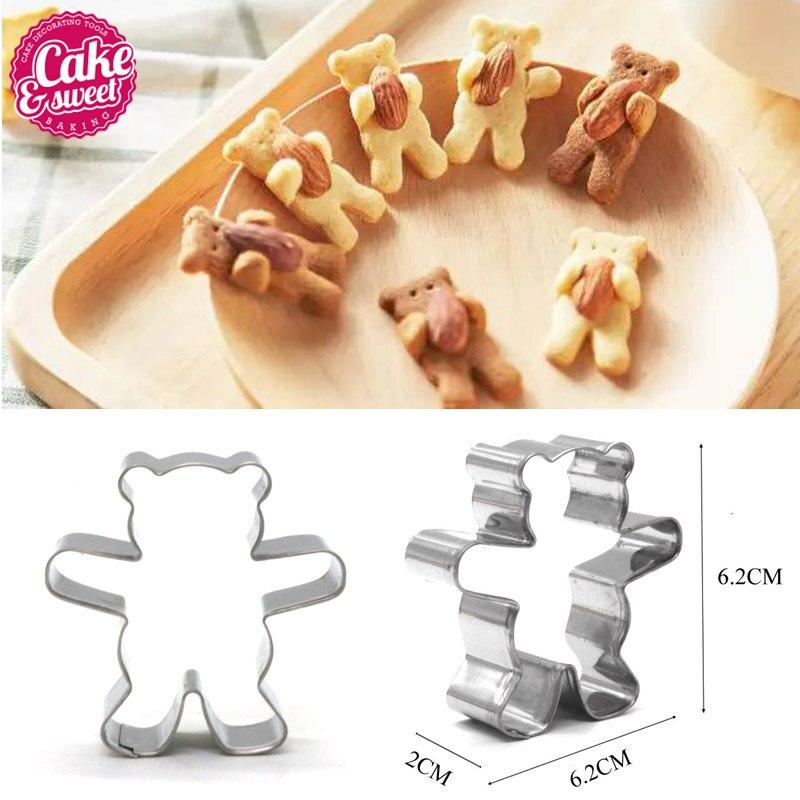 bear shape cookie cutter3