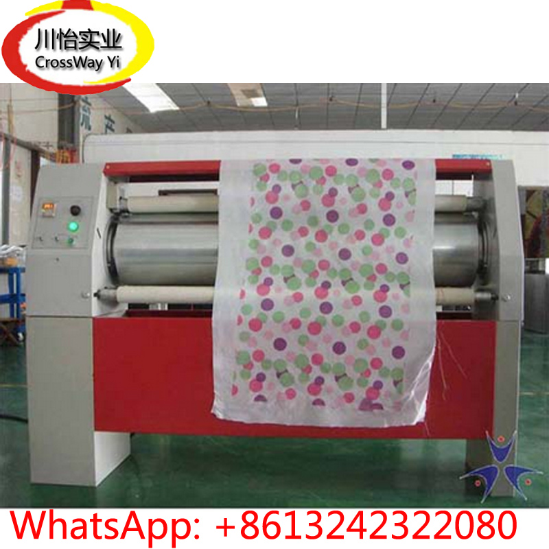 Roll To Roll Sublimation Transfer Machine For Fabirc