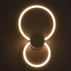 Darmowa wysyłka LED Wall kryty lampa 20 W aluminium nowoczesne ściany korytarza światła sypialnia lampki nocne alejek lampy dekoracyjne oświetlenie ścienne