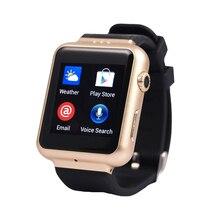 K8 Bluetooth Smartwatch Wasserdichte Sim-karte GSM Smart Watch Phone Unterstützung Play Store Wifi Suchen für Android Samsung LG Handys