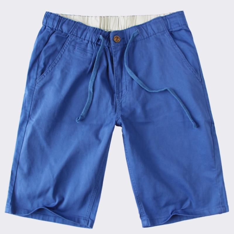 Blue Men Shorts