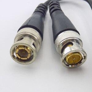 Image 3 - 2個/1ペアcctvビデオバランツイストビデオトランシーバutp bncバラン2000Ft bncケーブルbncコネクタセキュリティカメラ
