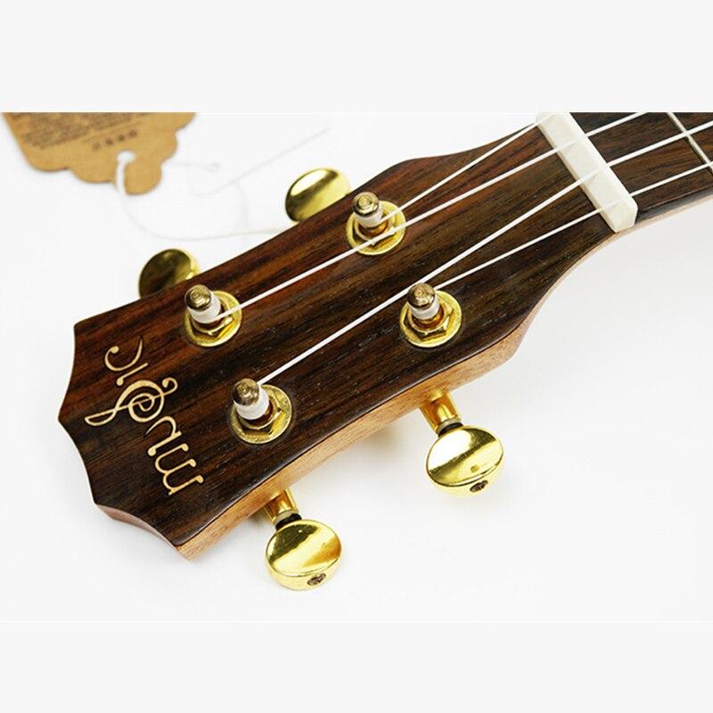 SevenAngel 23 դյույմանոց համերգ Ukulele Solid Top - Երաժշտական գործիքներ - Լուսանկար 6