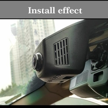Para Nissan Armada/Coche de Conducción Grabadora de Vídeo Wifi DVR Mini cámara de Caja Negro/Novatek 96658 FHD 1080 P Dash Cam Noche visión