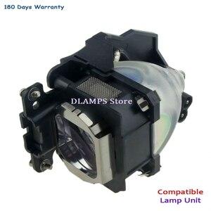 Image 5 - ET LAE900 באיכות גבוהה החלפת הנורה עם דיור תואם עבור PANASONIC PT AE900 PT AE900U PT AE900E עם 180 ימים אחריות