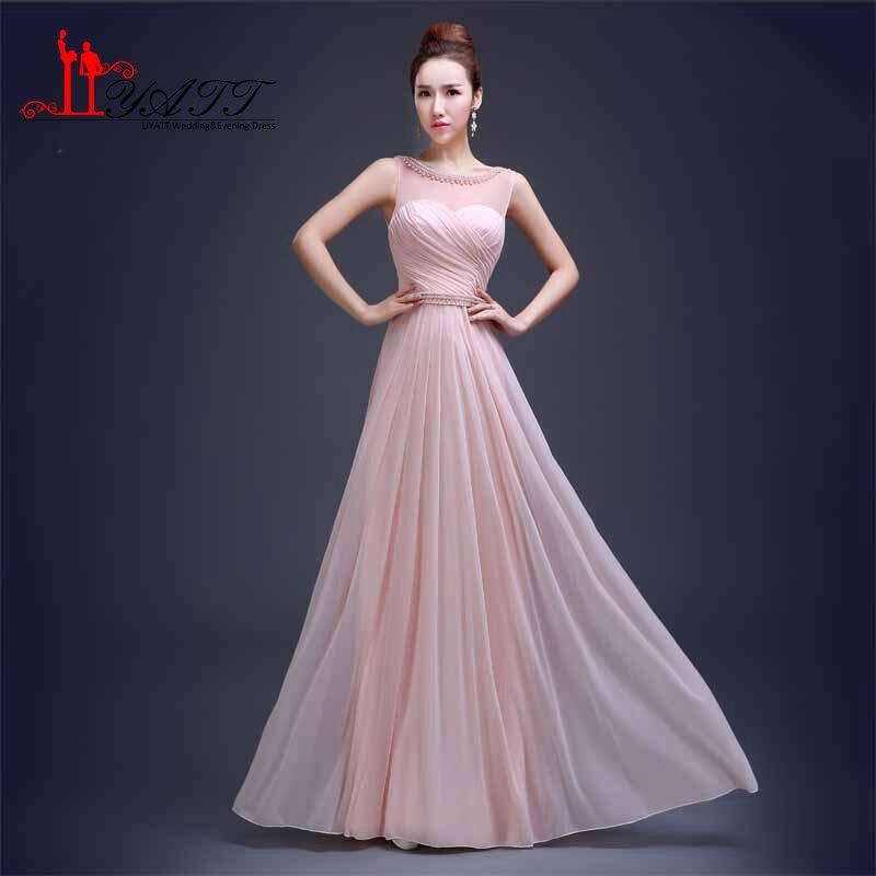 Magnífico Reales Vestidos De Dama De Honor Azul Baratas Composición ...