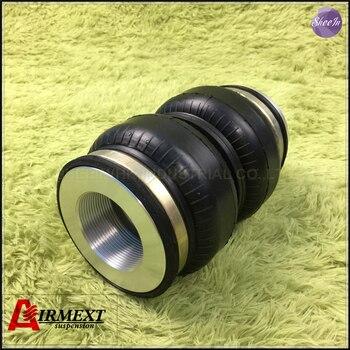SN108160BL2-BCR/Fit BC coilover BR gwint M46 * 1.5-M12/zawieszenie pneumatyczne podwójnie karbowana sprężyna pneumatyczna/amortyzator poduszki powietrznej