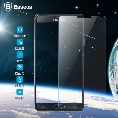 <font><b>baseus</b></font> N910H N910G <font><b>Tempered</b></font> <font><b>Glass</b></font> Film 9H Round <font><b>Edge</b></font> Screen protector <font><b>Tempered</b></font> <font><b>Glass</b></font> <font><b>For</b></font> <font><b>Samsung</b></font> <font><b>Galaxy</b></font> Note 4