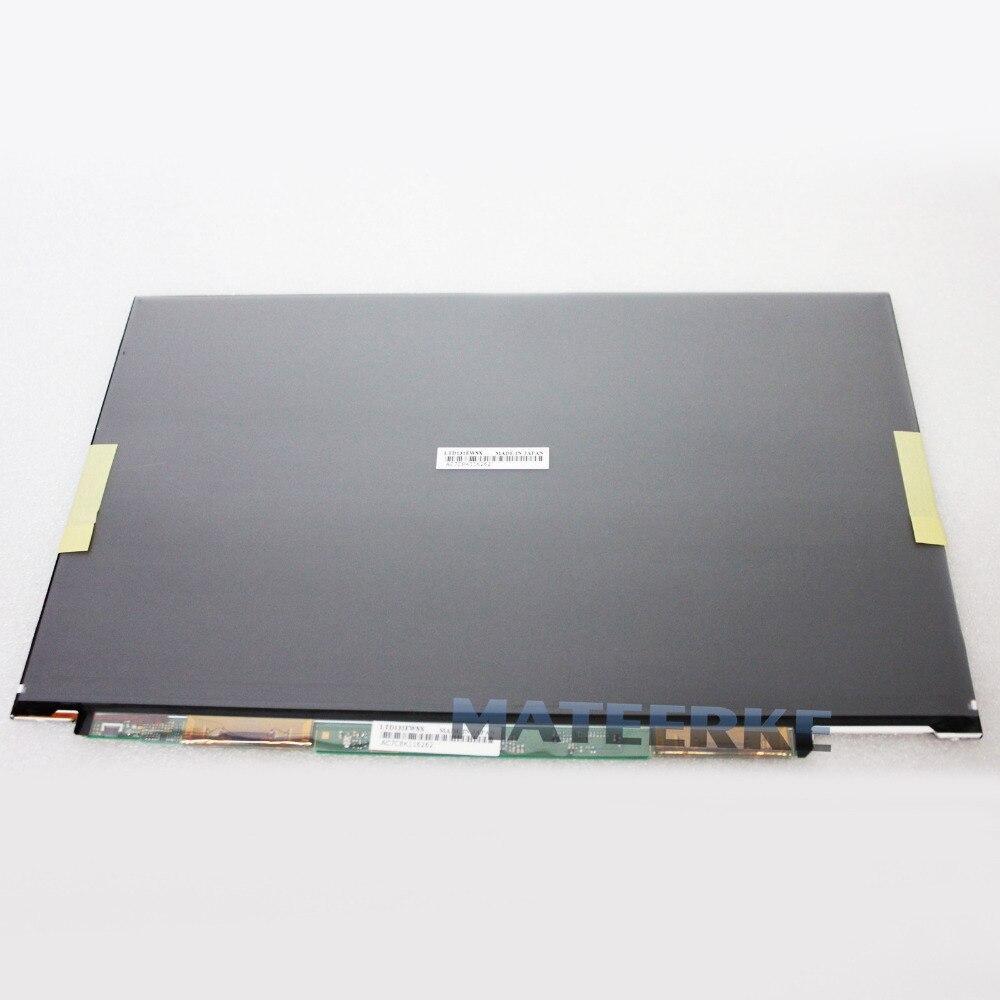 """13.1 """"Ноутбук Тонкий LED LCD Экран LTD131EWSX для Sony VGN-Z15 Z11 Z27 Экран Замена, Бесплатная Доставка"""