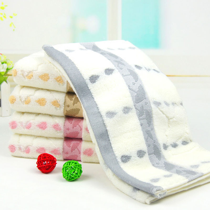 brand bamboo charcoal towels soft best value decorative hotel collection towels for bathroom 3473cm
