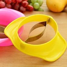 Нож для манго разделитель резак из нержавеющей стали фруктовый разделитель измельчитель кухонные устройства Инструменты