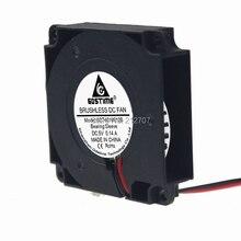 2PCS Gdstime Turbo Fan Blower Cooling 4010 DC 5V 40mm x 10mm for 3D Printer