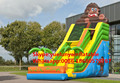 (China Guangzhou) manufacturers selling inflatable slides,Monkey slides, KY-662