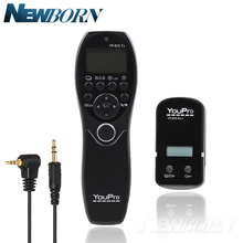 YouPro YP 870II E3 Wireless Shutter Timer Remote for CANON Powershot G1 X Mark II G5 X G3 X G1X G12 G15 G16 SX50 SX60 HS RS 60E3