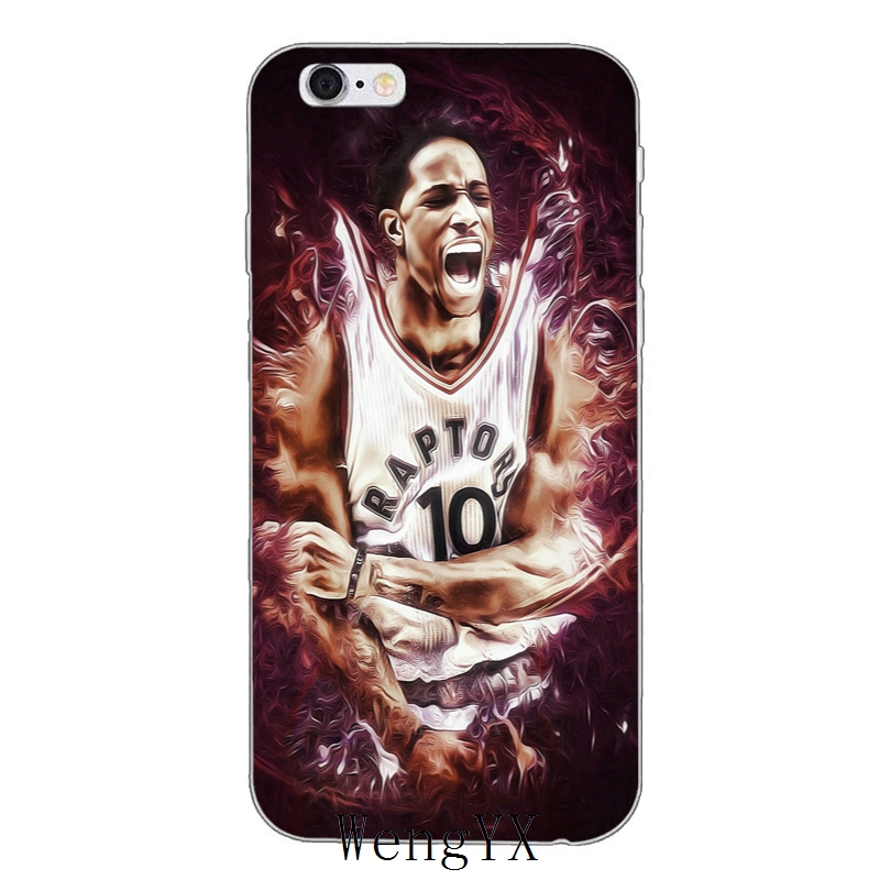new style 3941d 48404 US $1.99 |basketball Demar DeRozan Slim silicone Soft phone case For Xiaomi  Mi 6 A1 5 5s 5x mix max 2 Redmi Note 3 4 5 5A 4X pro plus-in Half-wrapped  ...