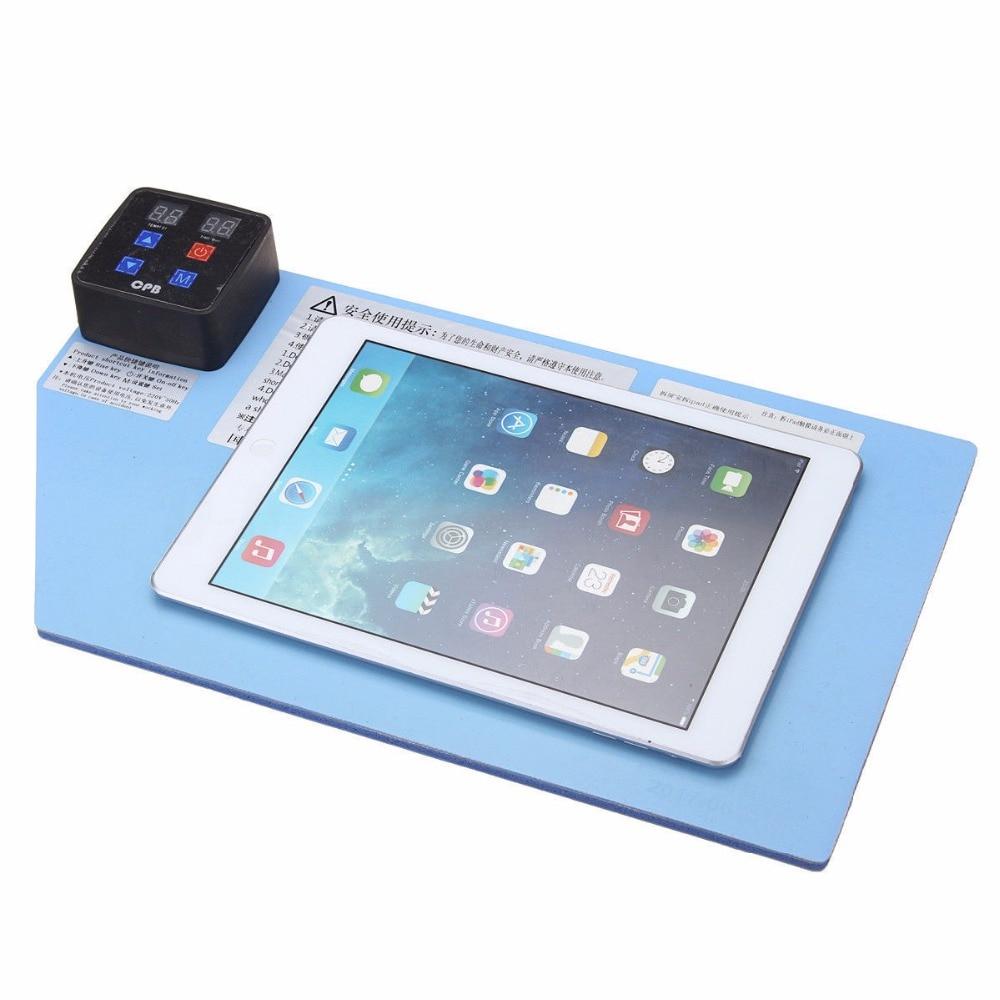 Wozniak Station de chauffage Pad LCD téléphone portable écran tactile séparateur plaque chauffante - 3