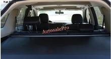Black Retractable Rear Trunk Security Cargo Cover For Mitsubishi Outlander Ex 2013 – 2016