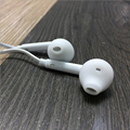 5 pieces a lot S6 Wired Earphones With Microphone Headset For Portable Media Player Noise Canceling For Xiaomi Smartphone