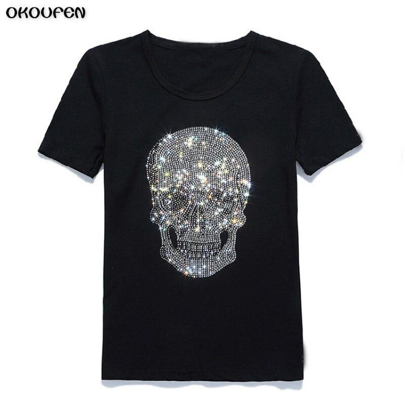 Rhinestone T Shirts For Men