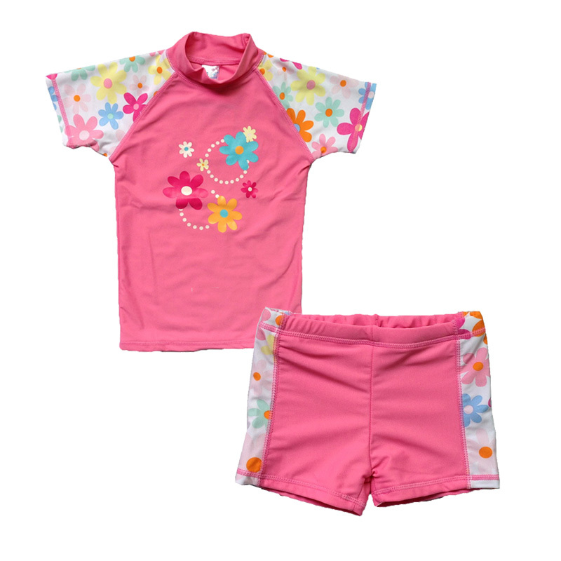 Buy girls rash guard surf clothing for Baby rash guard shirt