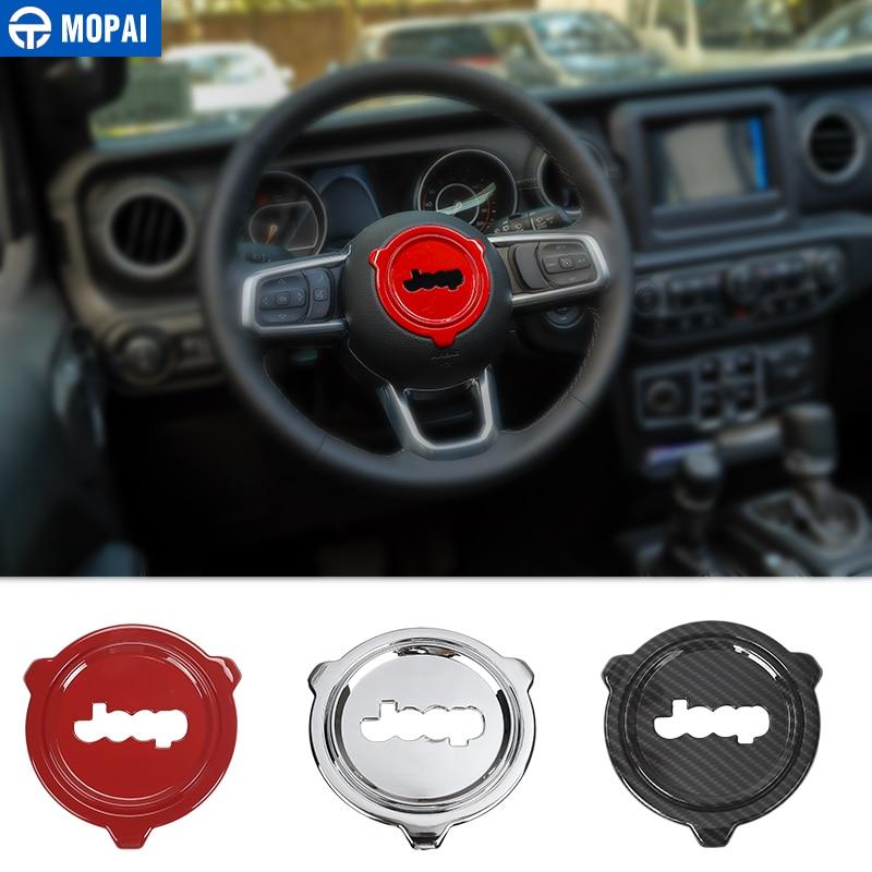 2018 Jeep Wrangler Interior Accessories: MOPAI Car Interior Mouldings For Jeep Wrangler JL 2018