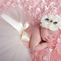 2017 Newborn baby photography props lace princess bubble skirt + hat cap kids baby girl costumes sets (1-6 m) accessories