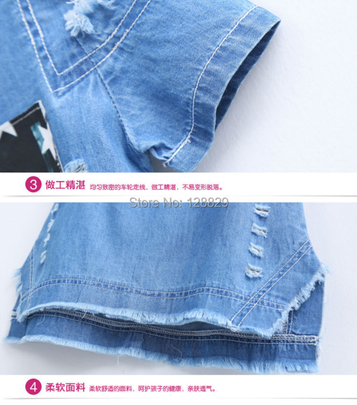 Denim Dresses For Girls (8)
