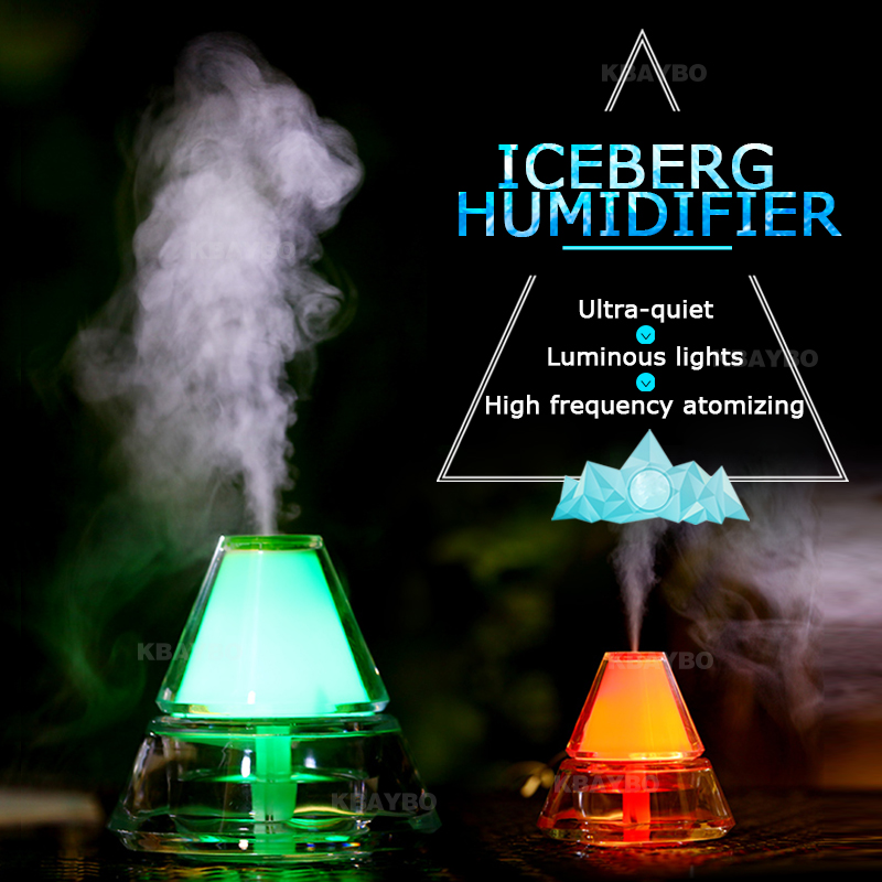 140ML Air Ultrasonic Humidifiers USB Car Humidifier Mini Aroma Essential Oil Diffuser Aromatherapy Mist Maker Home Office