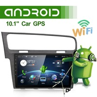 BOSION 10inch RAM 2GB Quad Core Android 7.1 CAR Radio DVD GPS Player For VW Volkswagen golf 7 2013 audio multimedia DAB+