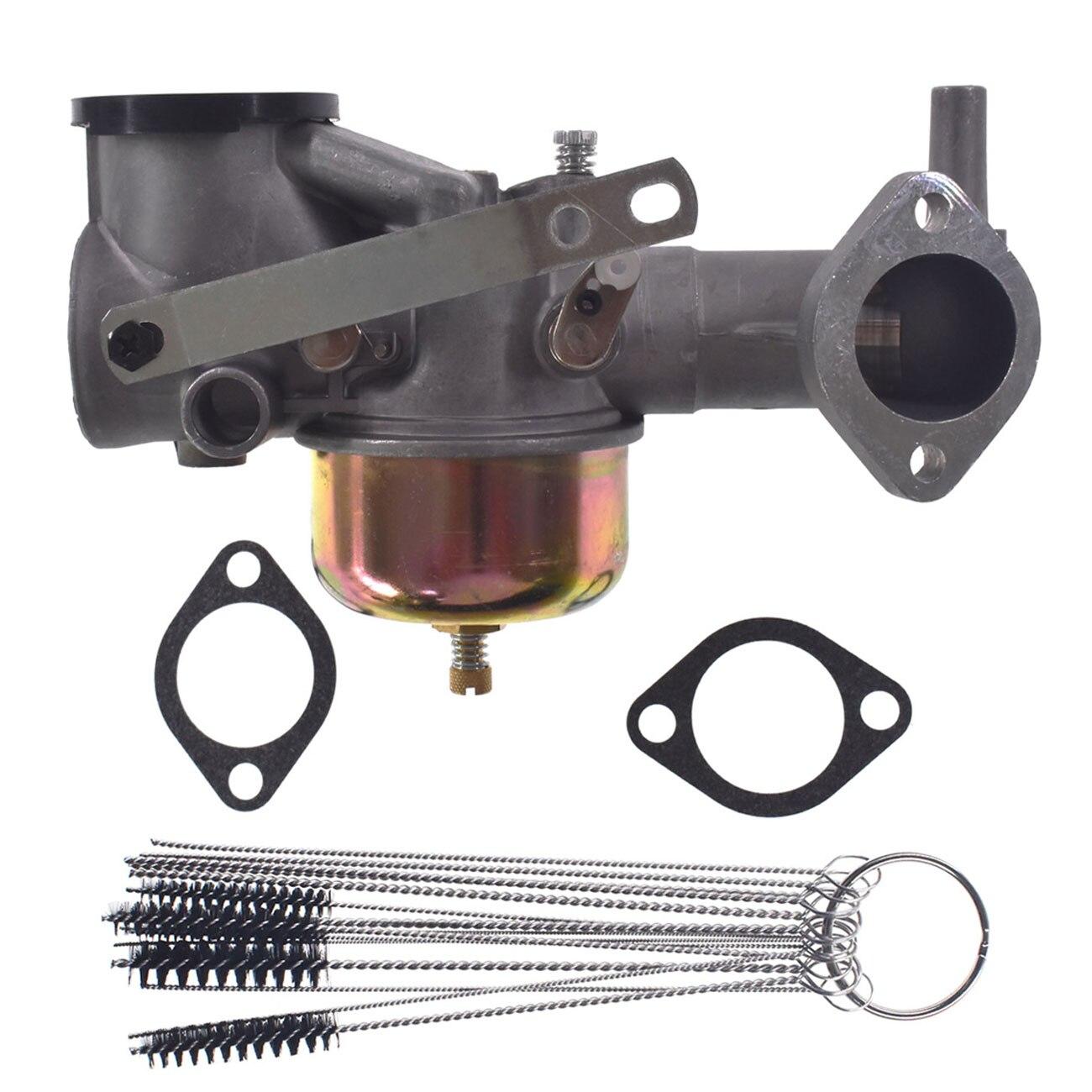 Carburateur pour Briggs & Stratton 390811 392152 491590 brosse de nettoyage pour tondeuse à gazon
