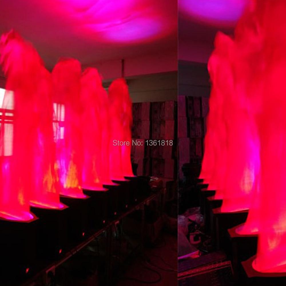 Luzes da chama da emulação da cintilação das lâmpadas 100 w do fogo do efeito da chama do diodo emissor de luz - 6