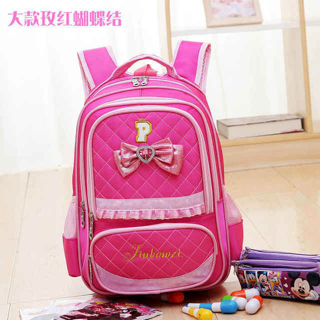 500cc389363a School Bags 1-3-6 Grade Female Students In Kindergarten Class Girls In The  Korean Version Of Bag Backpack Free Shipping 0034