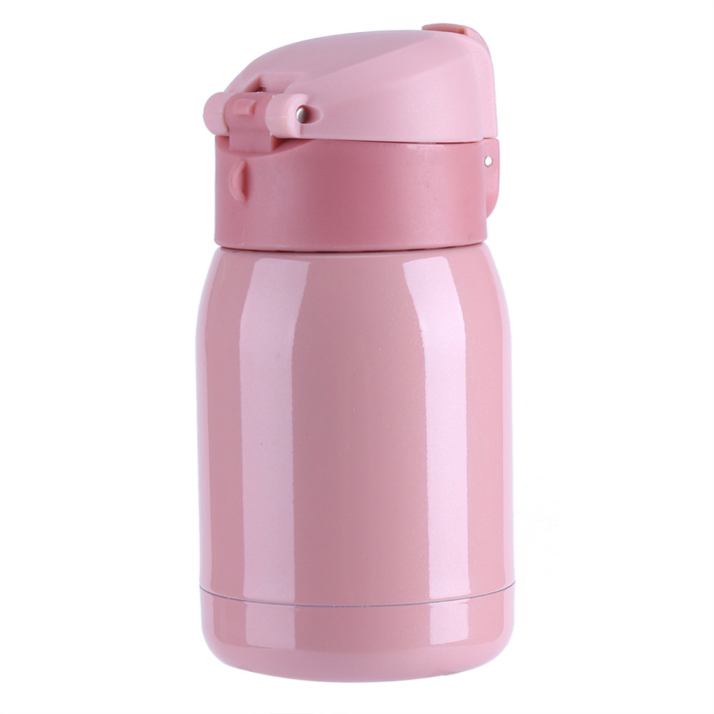 180/360ML Mini Stainless Steel Vacuum Insulated Cup Thermal Water Bottle  For Water Insulated Tumbler Coffee Mug In Vacuum Flasks U0026 Thermoses From  Home ...