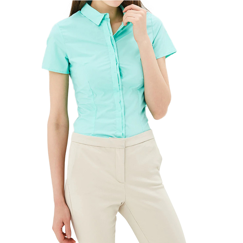 Blouses & Shirts MODIS M181W00692 women blouse shirt  clothes apparel for female TmallFS