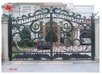 Aluminium Gates Driveway Gates Wrought Iron Gates Forged Iron Gates Hench 16