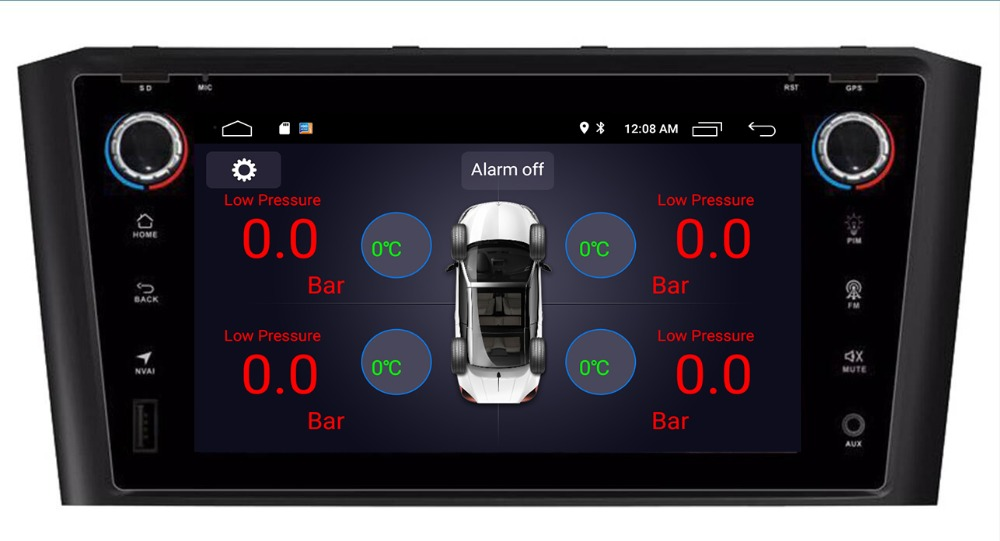 9 inch <font><b>Android</b></font> 9.0 Quad Core Car DVD Player with GPS Navigation system Radio For <font><b>Toyota</b></font>/Avensis <font><b>T25</b></font> 2002-2008 AM FM USB WiFi 3G image