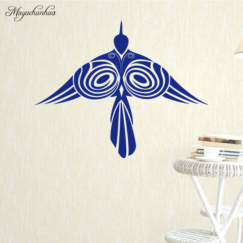 Paper Swallow Kids Wall Stickers Home Decoration Accessories For