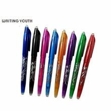 8 Color Pilot  Erasable Pen Cute Gel Pen Student Writing Office Supplies