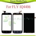 """4.5 """"Para O Fly IQ4406 IQ Tela 4406 Digitador Touch Panel Frete Grátis Com Rastreamento"""