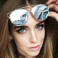 Hot 2016 new gafas de sol feminino binful marca moda gafas de sol retro steampunk gafas de sol mujeres diseñador de la marca de calidad superior