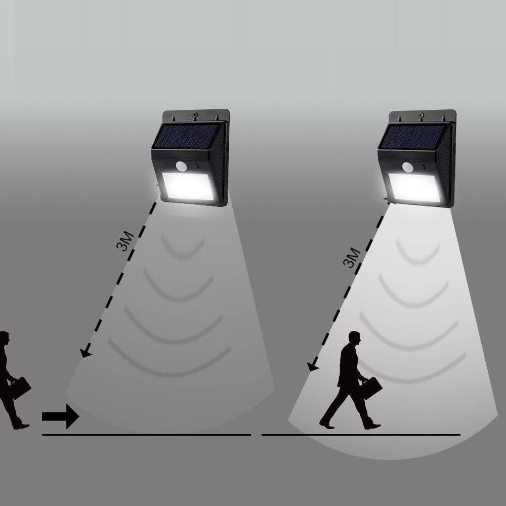 sensor light outdoor